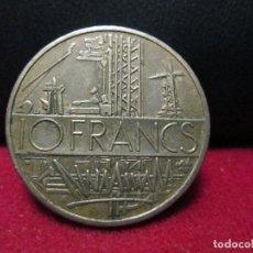 Monedas antiguas de Europa: 10 FRANCS 1976 REPUBLICA FRANCESA. Lote 126672267