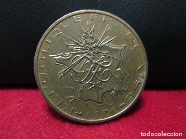 Monedas antiguas de Europa: 10 FRANCS 1976 REPUBLICA FRANCESA - Foto 2 - 126672267