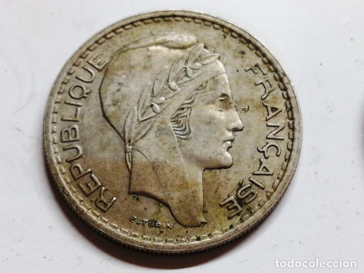 Monedas antiguas de Europa: LOTE 3 MONEDAS FRANCIA - 10 FRANCS 1949 1946 VER FOTOS - Foto 2 - 126983895