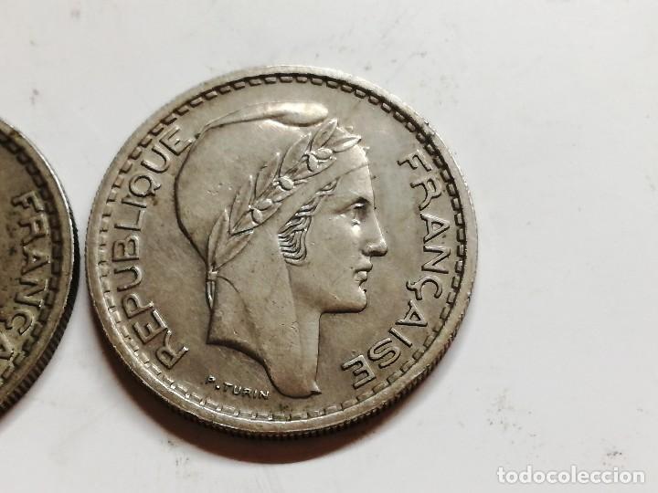 Monedas antiguas de Europa: LOTE 3 MONEDAS FRANCIA - 10 FRANCS 1949 1946 VER FOTOS - Foto 7 - 126983895