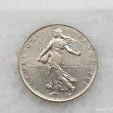 Monedas antiguas de Europa: MONEDA 1 (UNO) FRANC - 1978 - FRANCIA . Lote 128088711