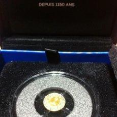 Monedas antiguas de Europa: MONEDA DE ORO COPA DEL MUNDO EN RUSIA. Lote 128795639