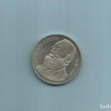 Monedas antiguas de Europa: SUIZA: 5 FRANCS 1990. GOTTFRIED KELLER. CUPRONIQUEL. Lote 129125835