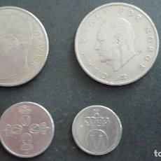 Monedas antiguas de Europa: MONEDAS DE NORUEGA (4). Lote 129353635