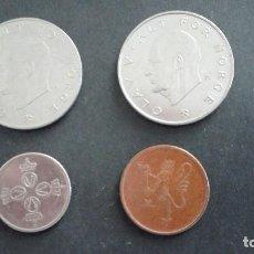Monedas antiguas de Europa: MONEDAS DE NORUEGA (4). Lote 129353731