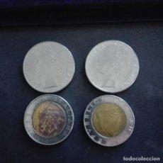 Monedas antiguas de Europa: MONEDAS ITALIANAS. Lote 129354791