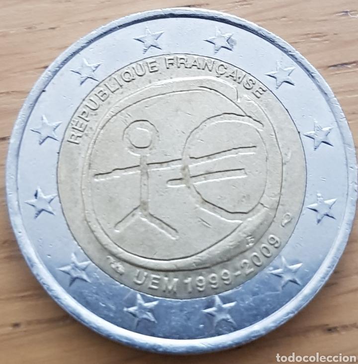 MONEDA 2€ FRANCIA CONMEMORATIVA (Numismática - Extranjeras - Europa)