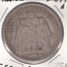 Monedas antiguas de Europa: MONEDA DE 5 FRANCOS DE FRANCIA DE 1849-A REPÚBLICA FRANCESA. PLATA. MBC. (ME1951). Lote 131172844