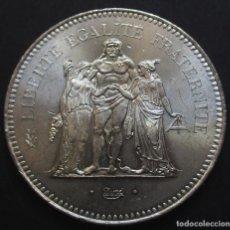 Monedas antiguas de Europa: FRANCIA 50 FRANCOS 1974 REF. 2 -PLATA-. Lote 131443338