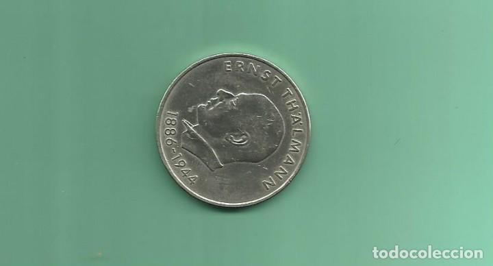 Alemania Ddr 20 Mark 1971 Ernst Thalmann Cupro Comprar Monedas