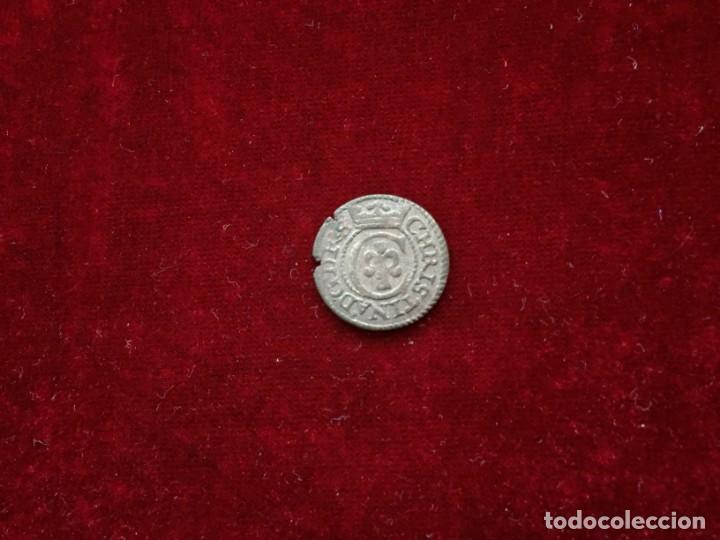 SOLIDO 1643 CIUDAD RIGA (Numismática - Extranjeras - Europa)