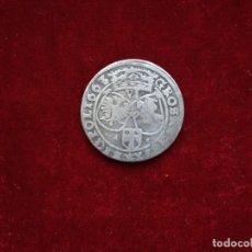 Monedas antiguas de Europa: 6 GROSZ 1663 DE IOAN II CAZIMIR. POLONIA. PLATA. Lote 132213690