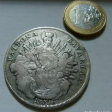 Monedas antiguas de Europa: MONEDA DE PLATA DE 1 THALER DEL REINO DE BAVIERA-ESTADOS ALEMANES AÑO 1771. Lote 132448930