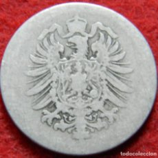 Monedas antiguas de Europa: ALEMANIA – GERMANY – DEUTSCHES REICH – 10 PFENING – 1875 – KRAUSE KM# 4. Lote 132585550