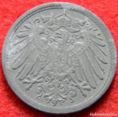 Monedas antiguas de Europa: ALEMANIA – GERMANY – DEUTSCHES REICH – 10 PFENING – 1921 – KRAUSE KM# 26. Lote 132586974