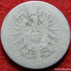 Monedas antiguas de Europa: ALEMANIA – GERMANY – DEUTSCHES REICH – 10 PFENING – 1875 – KRAUSE KM# 4. Lote 132587182