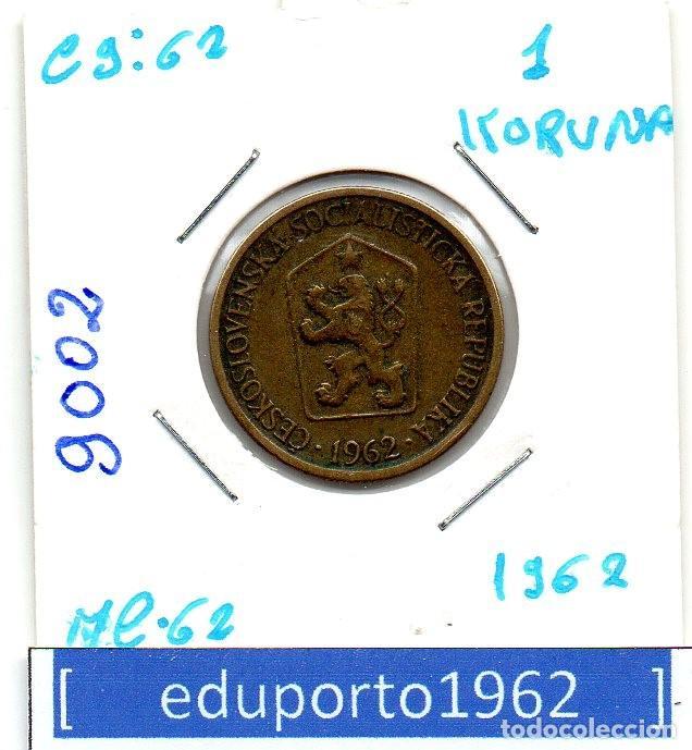 9002 Ceskoslovenska Socialisticka Republica Comprar Monedas