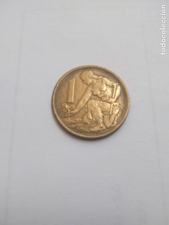 Antigua Moneda 1 Crona 1969 Ceskoslovenska Soci Comprar Monedas