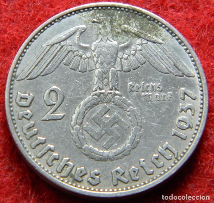 Alemania Deutsches Reich 2 Reichsmark 193 Comprar Monedas
