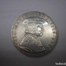 Monnaies anciennes de Europe: AUSTRIA, 50 SHILLING DE PLATA DE 1969. EMPERADOR , MAXIMILIANO I. Lote 133803210