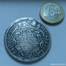 Monedas antiguas de Europa: MONEDA DE PLATA DE 1 TALER DE LA REPUBLICA DE RAGUSA AÑO 1768. Lote 133900814