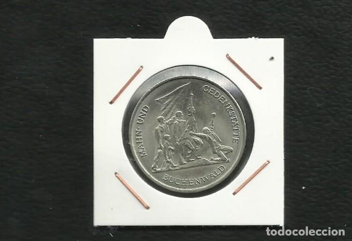 Alemania Ddr 10 Mark 1972 Buchenwald Cuproniq Comprar Monedas