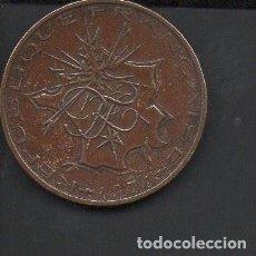 Monedas antiguas de Europa: 10 FRANCOS, FRANCIA 1976, 25 MM.. Lote 134364890