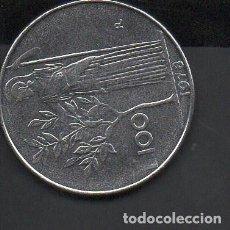 Monedas antiguas de Europa: 100 LIRAS, ITALIA 1978, 26 MM.. Lote 134365886