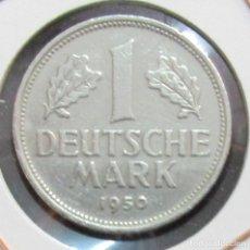 Monedas antiguas de Europa: ALEMANIA. MONEDA DE 1 MARCO. 1950. D. . Lote 134379106