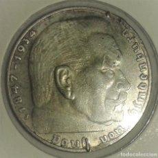 Monedas antiguas de Europa: ALEMANIA NAZI, 2 REICHMARK 1937J. Lote 134430434