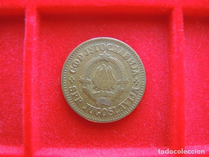 Monedas antiguas de Europa: 10 PARA, YUGOSLAVIA, 1965 - Foto 2 - 134856578