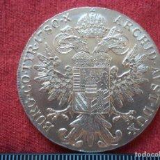 Monedas antiguas de Europa: AUSTRIA - MONEDA DE PLATA DE 1 THALER 1870 - MARIA THERESIA PLATA . Lote 135687439