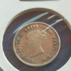 Monedas antiguas de Europa: 2 PENIQUES 1838 RARA. Lote 135883499