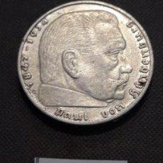 Monedas antiguas de Europa: 2 REICHSMARKS 1937 E. Lote 136413358