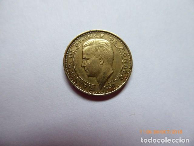 MONACO, 10 FRANCOS, 1950A, ALBRONCE. (Numismática - Extranjeras - Europa)