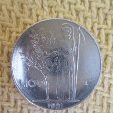 Monedas antiguas de Europa: ITALIA - ITALY - 100 LIRAS - 1981. Lote 137645334