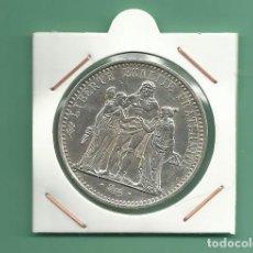 Monedas antiguas de Europa: FRANCIA: 10 FRANCS 1967. 25 GRAMOS DE LEY 0,900. Lote 137826302