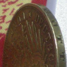 Monedas antiguas de Europa: 5 MARCOS PLATA, IMPERIO ALEMÁN. AÑOS 1891-1913. MBE.. Lote 138697670
