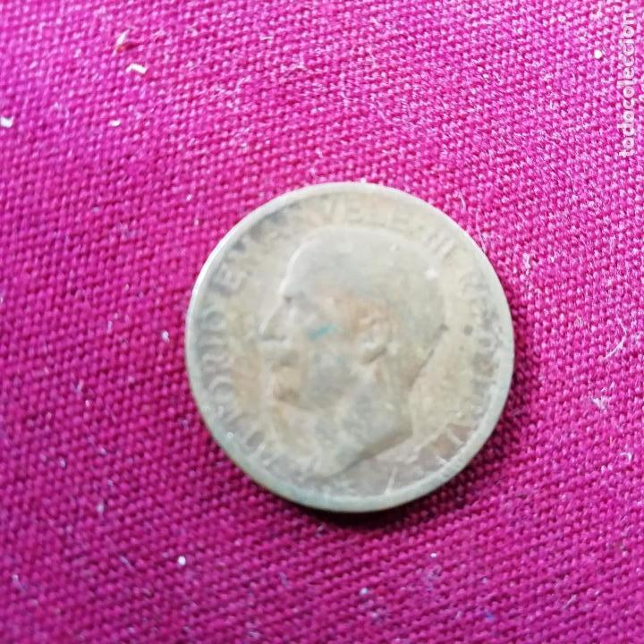 Monedas antiguas de Europa: Italia. 10 centesimi de 1921 - Foto 2 - 138948906