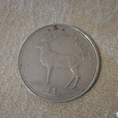 Monedas antiguas de Europa: 1 LIBRA DE IRLANDA 1990. PEQUEÑAS MANCHITAS. Lote 139878582