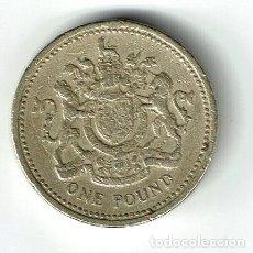 Monedas antiguas de Europa: GRAN BRETAÑA 1 POUND 1983 INGLATERRA REINO UNIDO. Lote 141809758