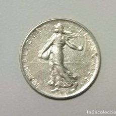 Monedas antiguas de Europa: FRANCIA 1960 - 1 FRANCO - 1 FRANC - MBC.. Lote 142713870