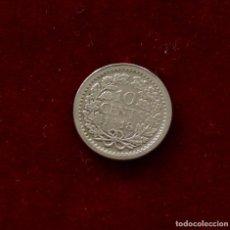 Monedas antiguas de Europa: 10 CENTS 1918 HOLANDA. Lote 142730222