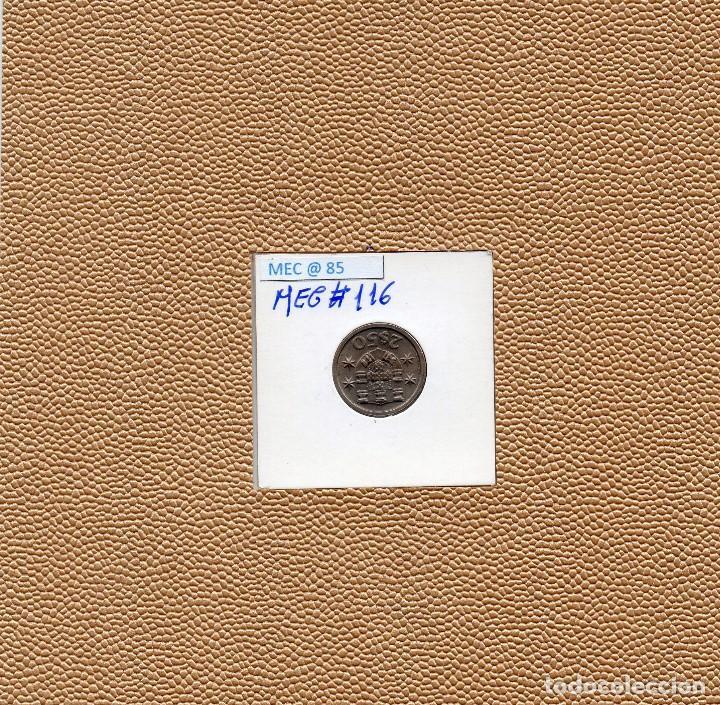 Monedas antiguas de Europa: REPUBLICA PORTUGUESA / 2,50 ESCUDOS 1974 / CARAVELA / - (MEC# 116) - Foto 2 - 142888578