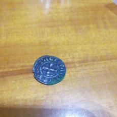 Monedas antiguas de Europa: MONEDA DE LAS CRUZADAS: DINERO DE FELIPE DE TARANTO DEL PRINCIPADO DE ACAYA. Lote 143107480