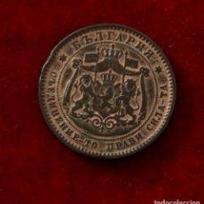 Monedas antiguas de Europa: 10 STOTINKI 1881 BULGARIA . Lote 143156678