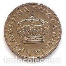 Monedas antiguas de Europa: YUGOSLAVIA,1 DINAR 1938.. Lote 143329974