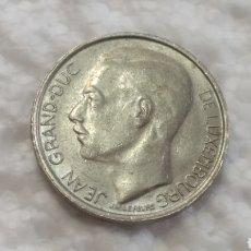 Monedas antiguas de Europa: LUXEMBURGO 1 FRANCO 1980. Lote 143332562