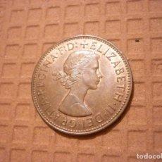 Monedas antiguas de Europa: GRAN BRETAÑA - ONE PENNY 1962 ELIZABETH II . Lote 143753402
