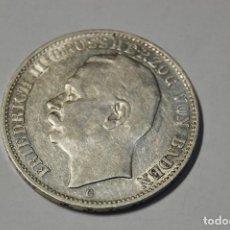 Monedas antiguas de Europa: 3 MARCOS DE PLATA DE ALEMANIA DEL AÑO 1912-G.CASI SIN CIRCULAR.. Lote 143834790